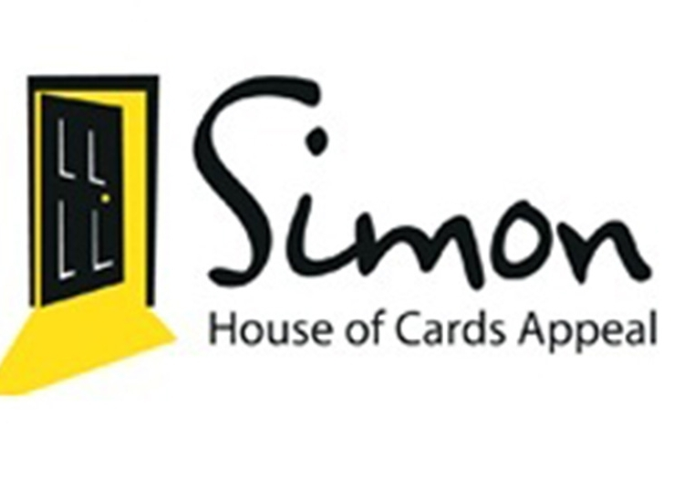Simon Community Christmas House of Cards