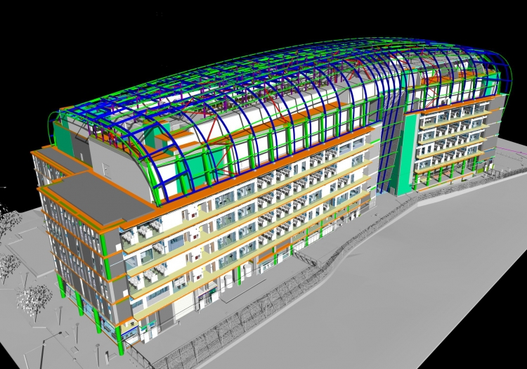 Expanding Building Information Modelling in Europe