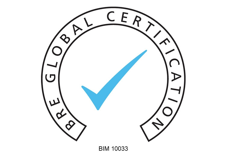 Varming awarded BRE BIM Level 2 Business Systems Certification
