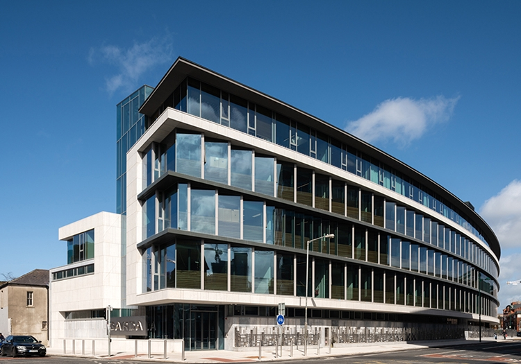 Garda Divisional Headquarters, Kevin Street, Dublin Shortlisted for ACEI Awards