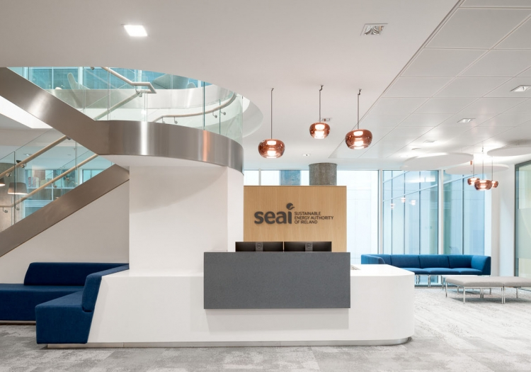 SEAI Headquarters Fit Out