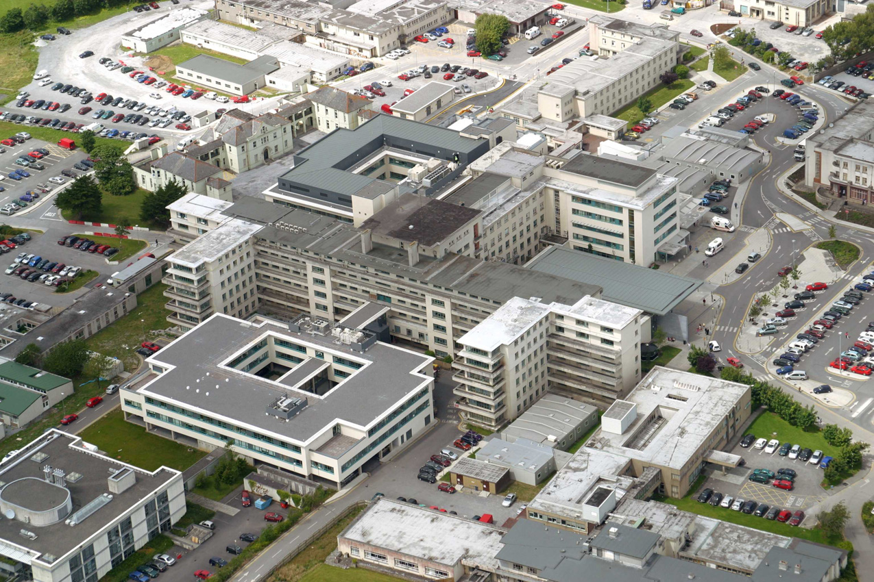 Varming Consulting Engineers Portfolio - University Hospital Galway