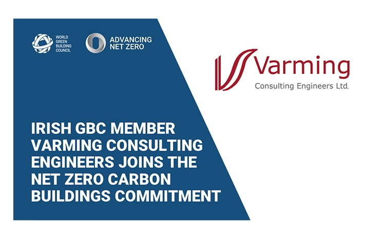 Varming Consulting Engineers commit to Net Zero Carbon