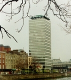 Liberty Hall Dublin was completed in 1964.