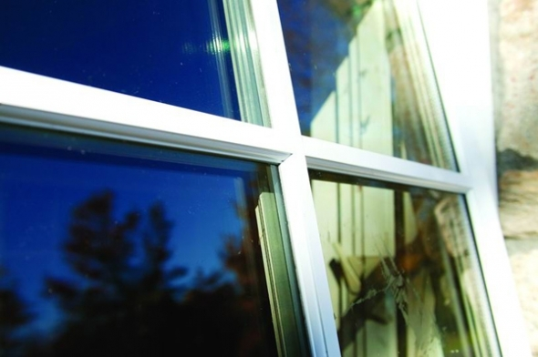 Energy efficient windows in sustainable building for What makes a window energy efficient